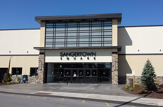 Sangertown Square Mall, New Hartford, New York. 12K likes. The only enclosed shopping experience within a 40 mile radius/5().