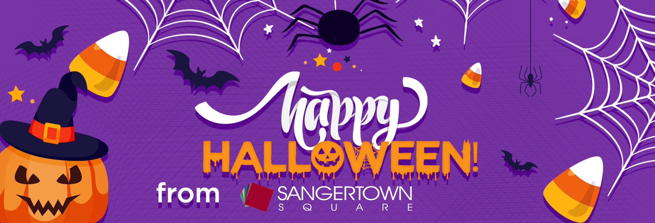 Happy Halloween from Sangertown