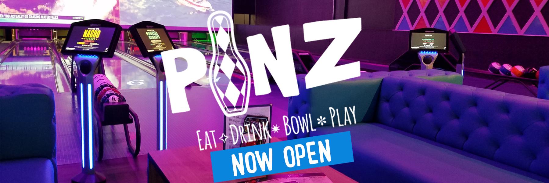PiNZ Now Open