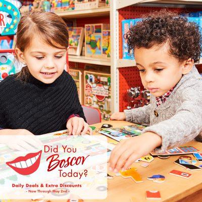 Boscovs DYBT Malls Week 4