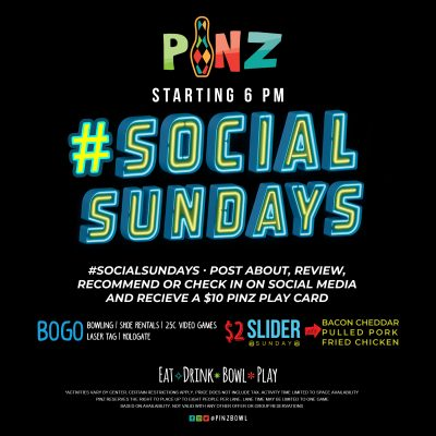 new specials preview social SUNDAY