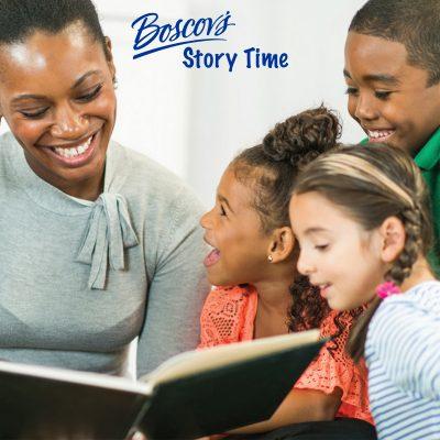 Boscovs Story Time