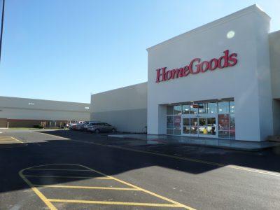 HomeGoods is Open