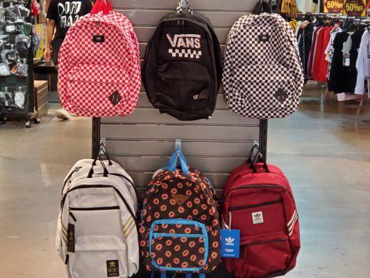 Backpacks at Zumiez