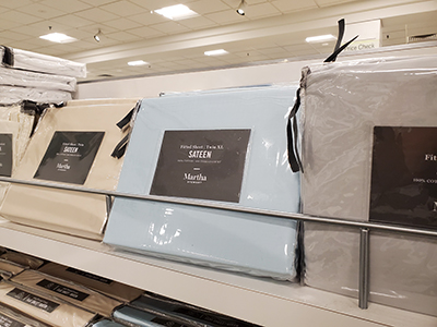Bedding at Macy's