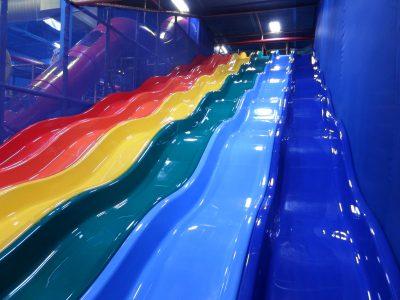 Billy Beez Rainbow Slides