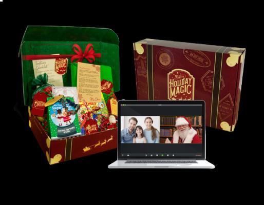 Santa Package