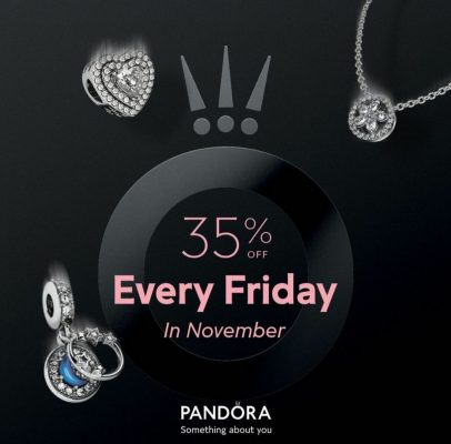 Black Friday Pandora