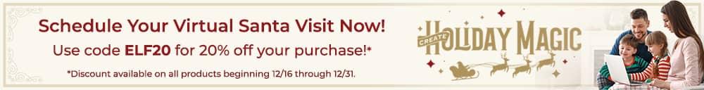 Schedule your Virtual Visit!
