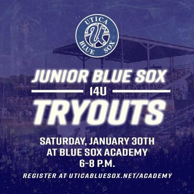 Junior Blue Sox Tryouts