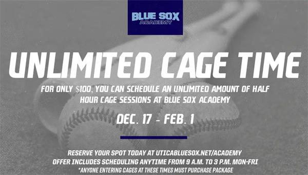 unlimited cage time