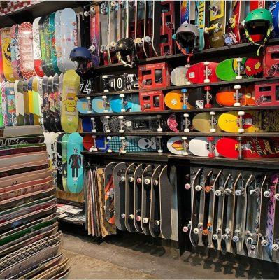 Zumiez Boards