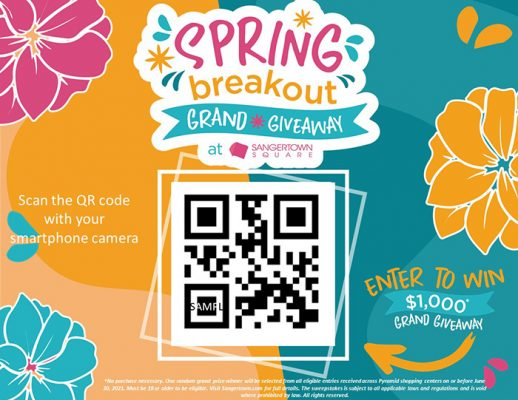Spring Breakout Contest Example