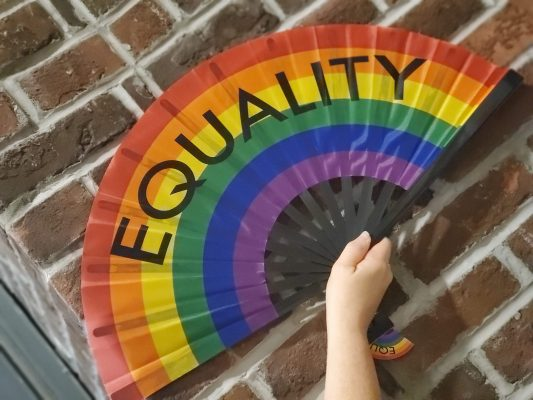Equality Fan