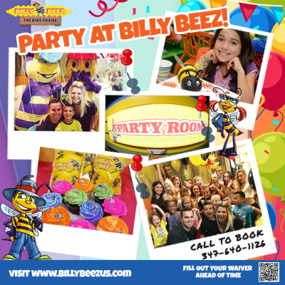 Party at Billy Beez