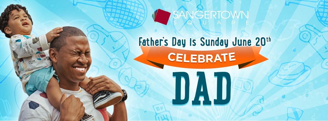 Celebrate Dad
